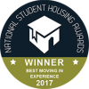 National Student Housing Awards recognises CityBlock as the Best Moving In Experience  2017