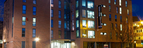 CityBlock 1 in Leicester is completed