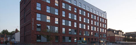 CityBlock Berkshire House in Reading is completed